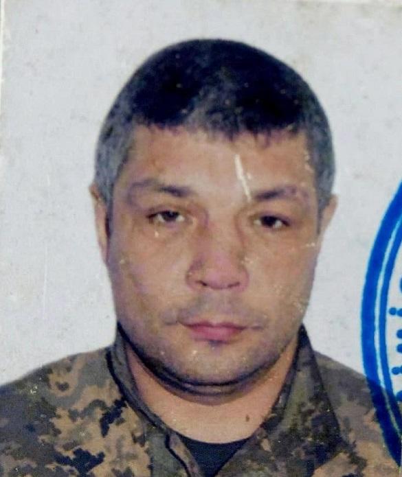 Світла пам'ять: відійшов у вічність ще один боєць АТО з Черкащини