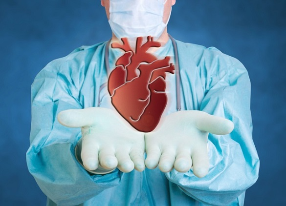 У Черкаському кардіоцентрі провели надскладну операцію на серці (ВІДЕО)
