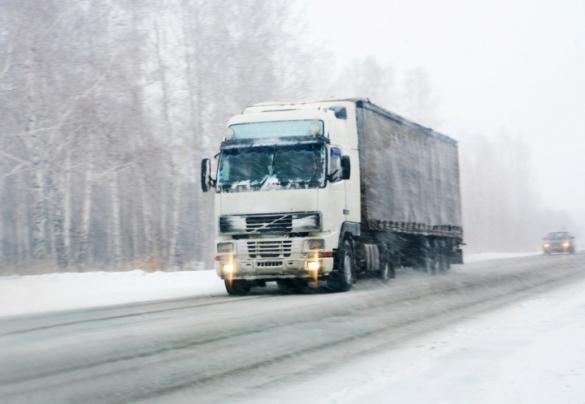 У Черкаській області дозволили рух на вантажівках