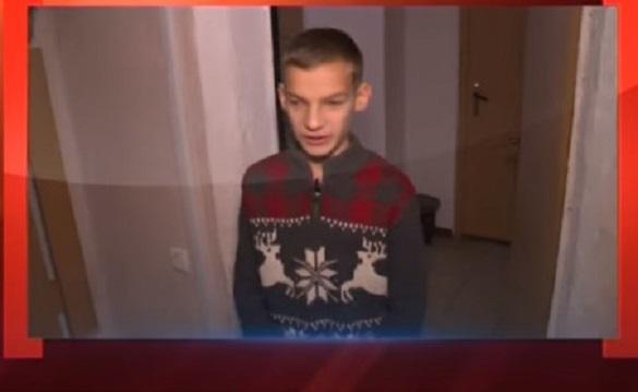 У всеукраїнському шоу підліток з Черкащини просить позбавити його матір батьківських прав (ВІДЕО)