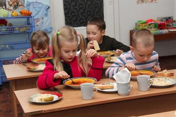 За кілька днів малеча в дитсадках Черкас може залишитися без харчування