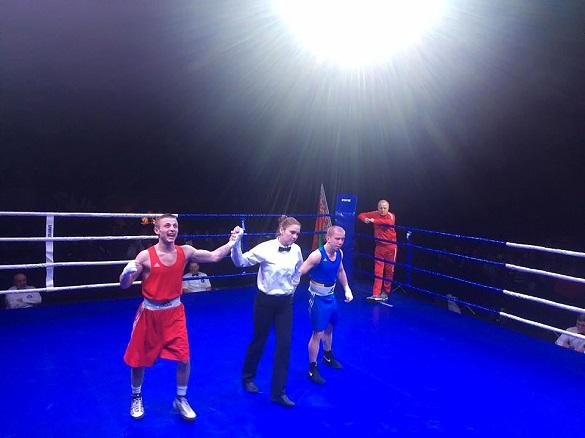 Черкаський боксер переміг чемпіона Європи