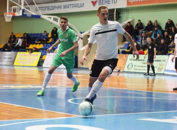 Якими були результати восьмого туру чемпіонату Черкащини із футзалу?