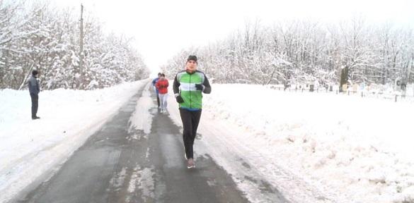 Сміляни пробігли крос у двадцять кілометрів (ВІДЕО)