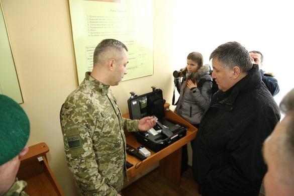 Арсен Аваков приїхав на Черкащину (ФОТО)