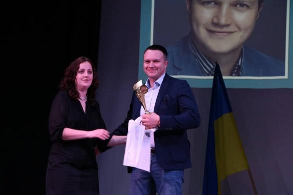 Черкаського депутата визначили спортивним меценатом року