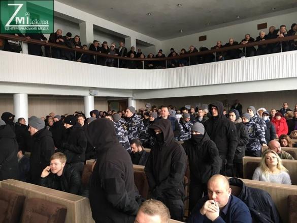 У Верховній Раді відреагували на події на останній сесії Черкаської міськради