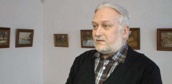 Священик презентував власну виставку черкаських краєвидів (ВІДЕО)