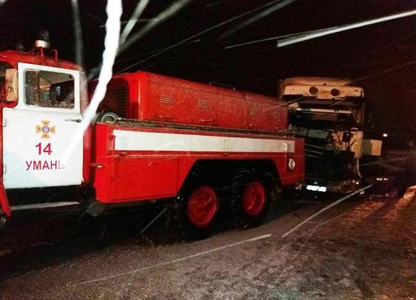 На автодорозі Київ-Одеса сталася жахлива ДТП (ФОТО)