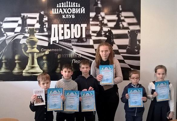У Черкасах визначили найсильніших юних шахістів (ФОТО)