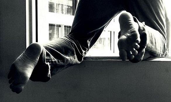 У Черкасах через сварку із сусідами чоловік намагався накласти на себе руки (ВІДЕО)