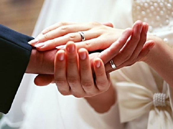 Скільки черкаських пар одружаться у День закоханих?
