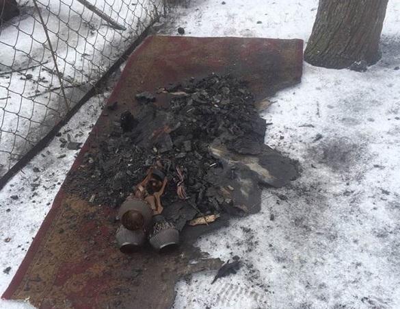 На Черкащині через цигарку загинув пенсіонер