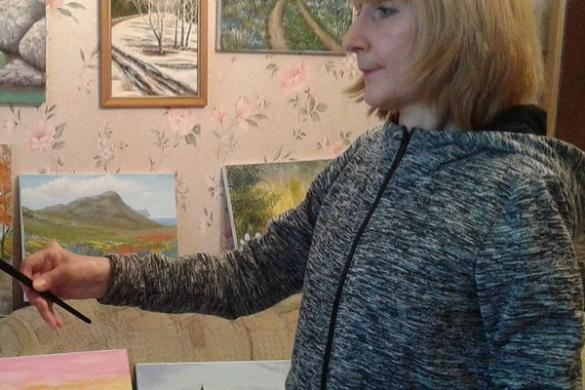 Черкаська художниця потребує допомоги