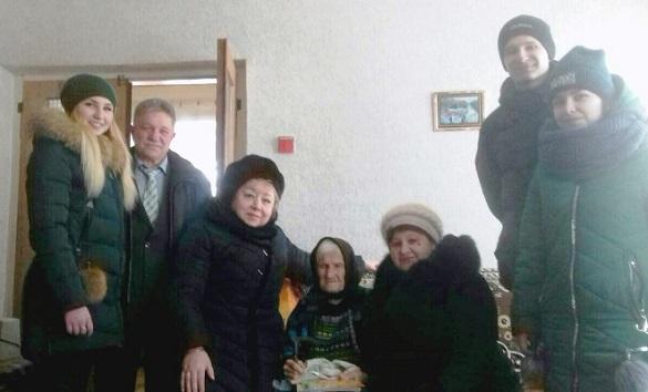 Жителька Сміли відзначила 103 день народження