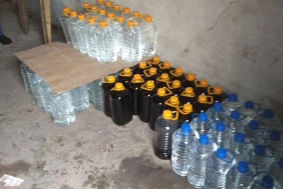 У Черкаській області викрили цех з масштабного виготовлення фальсифікату (ФОТО)
