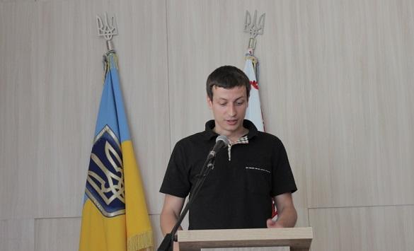 Черкаський депутат очолив департамент освіти міської ради