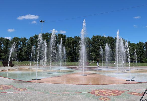 Якою є історія фонтанів у Черкасах?