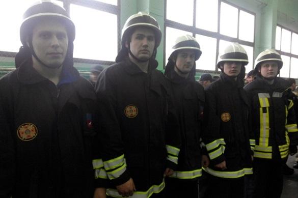 Черкаські рятувальники взяли участь у всеукраїнських змаганнях