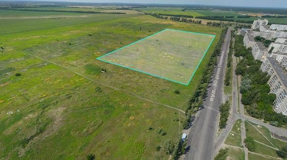 У Черкасах в одному з районів виставлять на продаж 12 гектарів землі