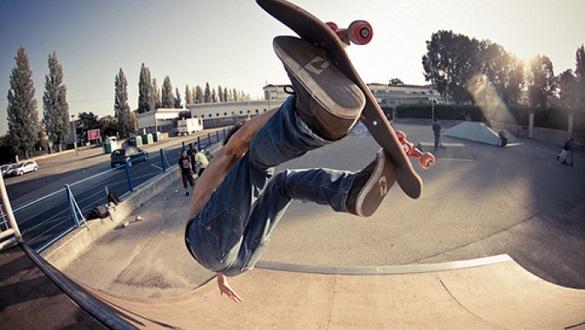 Черкаська молодь просить побудувати в місті скейт-парк