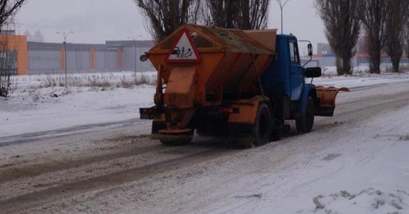 У Черкасах під час майбутнього снігопаду знову буде колапс на дорогах?