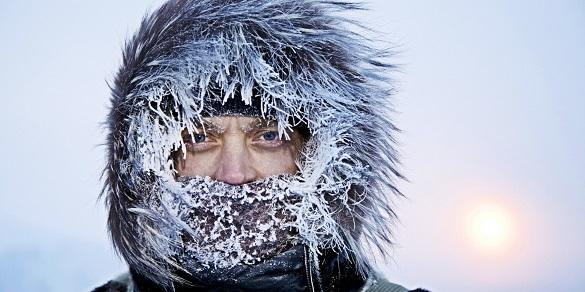 На вихідних черкаські синоптики прогнозують сніг та мороз