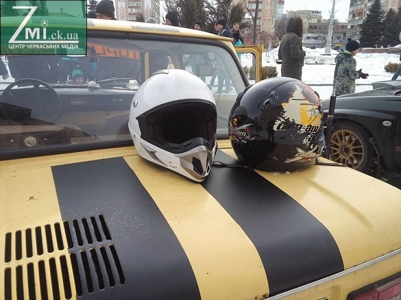 У Черкасах стартували масштабні автоперегони (ФОТО)