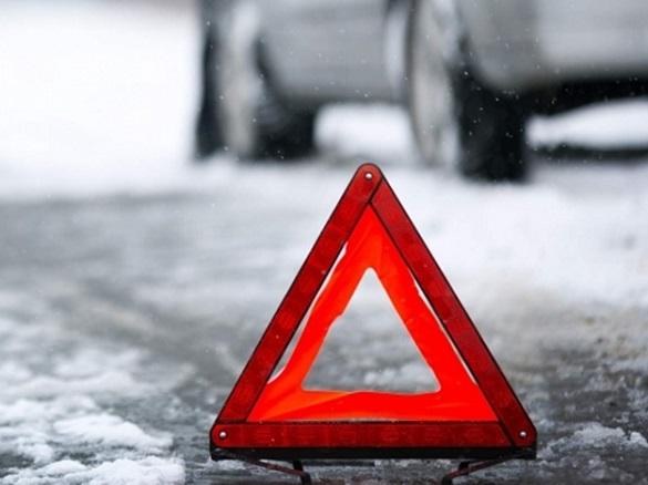 Страшна ожеледиця: у поліції розповіли про кількість ДТП в Черкасах з погіршенням погодних умов
