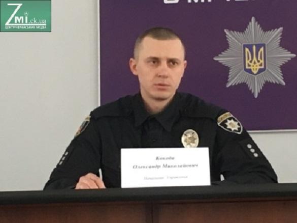 Стало відомо, скільки ДТП сталося в Черкасах за участі патрульних