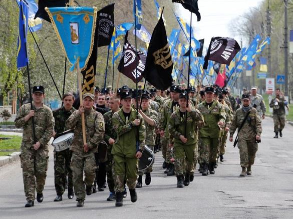 У святкові дні на Черкащині майорітиме  холодноярський прапор
