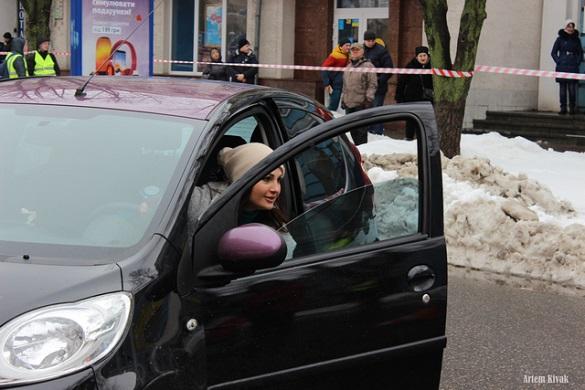 Черкащанки взяли участь у жіночих автоперегонах (ФОТО)