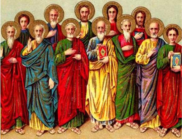 На Черкащину на тиждень привезуть мощі святих апостолів