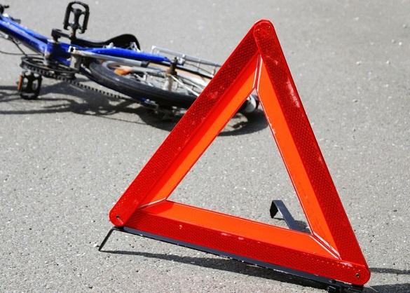 На Черкащині легковик збив велосипедиста