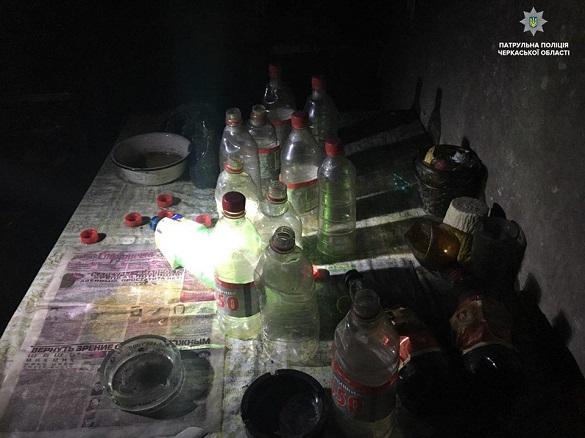 У черкаській квартирі під час виготовлення наркотиків сталася пожежа (ФОТО)