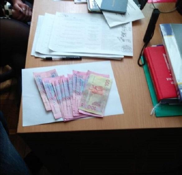 У Черкасах через хабар затримали завідувача кафедри одного з університетів