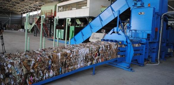 У Черкасах збираються будувати сміттєсортувальне підприємство (ВІДЕО)