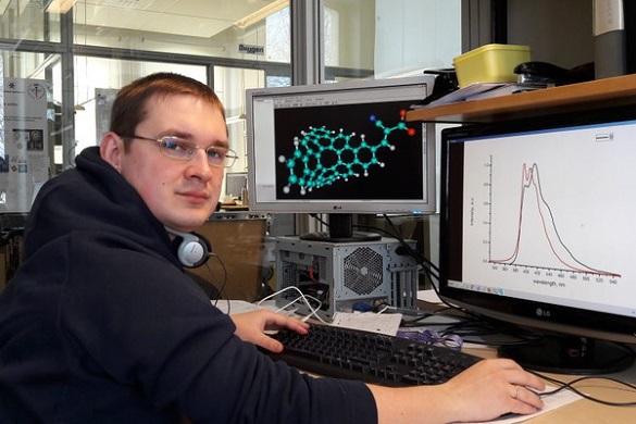 Молодий черкаський науковець займається розробкою сучаcних екотехнологій у Швеції (ФОТО)