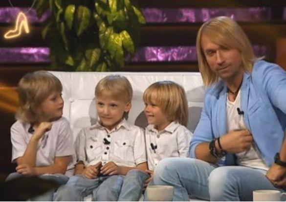 Відомий співак із Черкащини Винник відмовився визнати позашлюбну трійню (ВІДЕО)