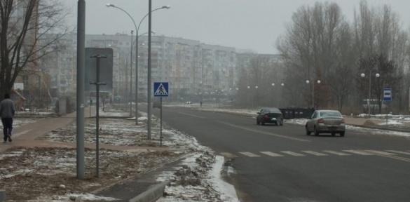 Ремонт черкаської вулиці Героїв Дніпра планують закінчити до кінця року