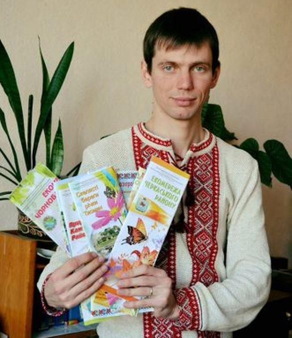 Черкащанин буде отримувати стипендію Президента України