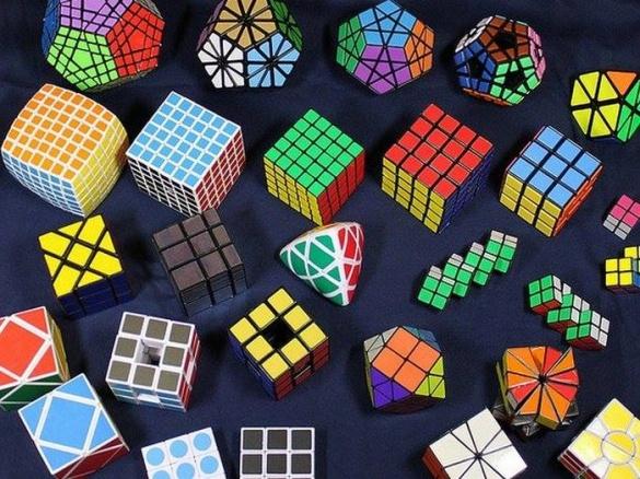 У Черкасах змагатимуться у складанні кубика Рубіка