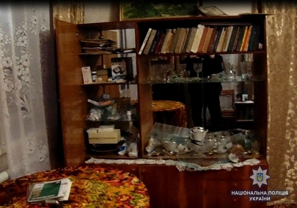 На Черкащині іноземець побив пенсіонерку (ВІДЕО)