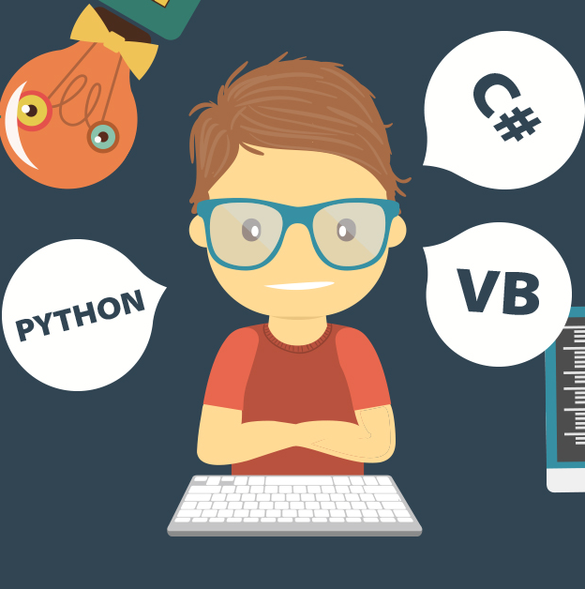 Фахівці черкаських ІТ-компаній безкоштовно навчатимуть школярів програмуванню