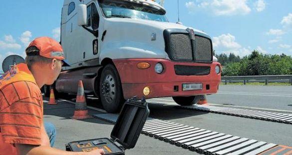 На Черкащині сильніше контролюватимуть вагу вантажівок