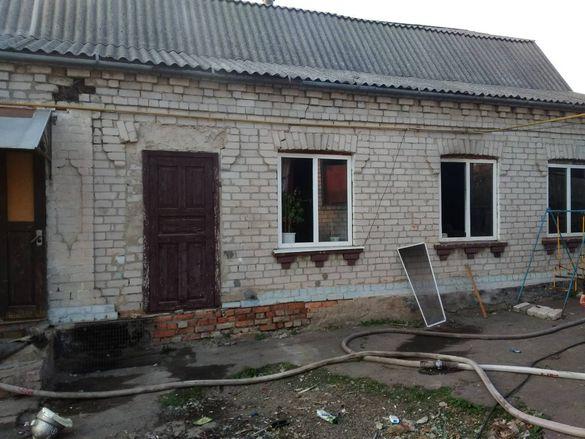 На Черкащині через пожежу загинула дитина