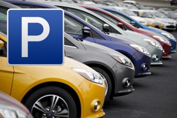 Платні паркінги: у Черкасах хочуть вирішити проблему з паркуванням