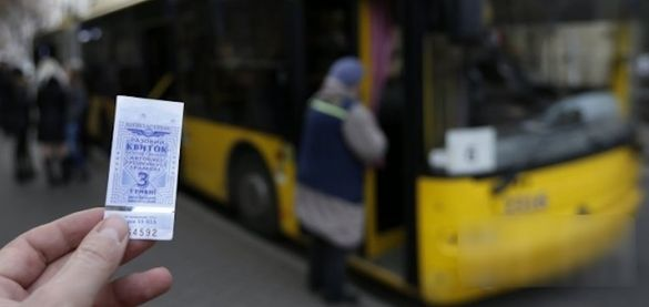 У Черкасах підвищать вартість проїзду в тролейбусах