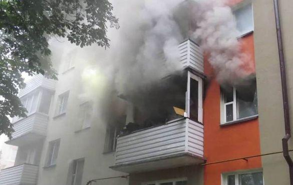У Черкасах під час пожежі загинула літня жінка