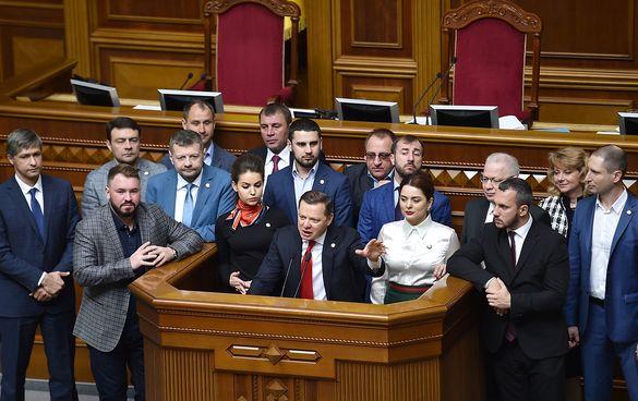 Ляшко добився розгляду законопроекту про захист чорнобильців